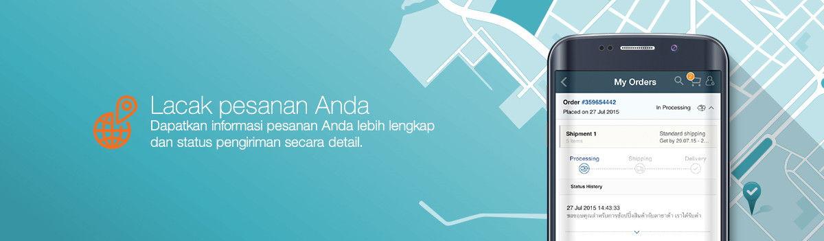 Download & Promo Aplikasi Android - iOS | Lazada.co.id