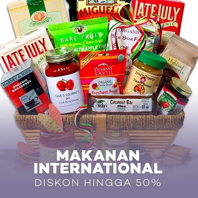Makanan International