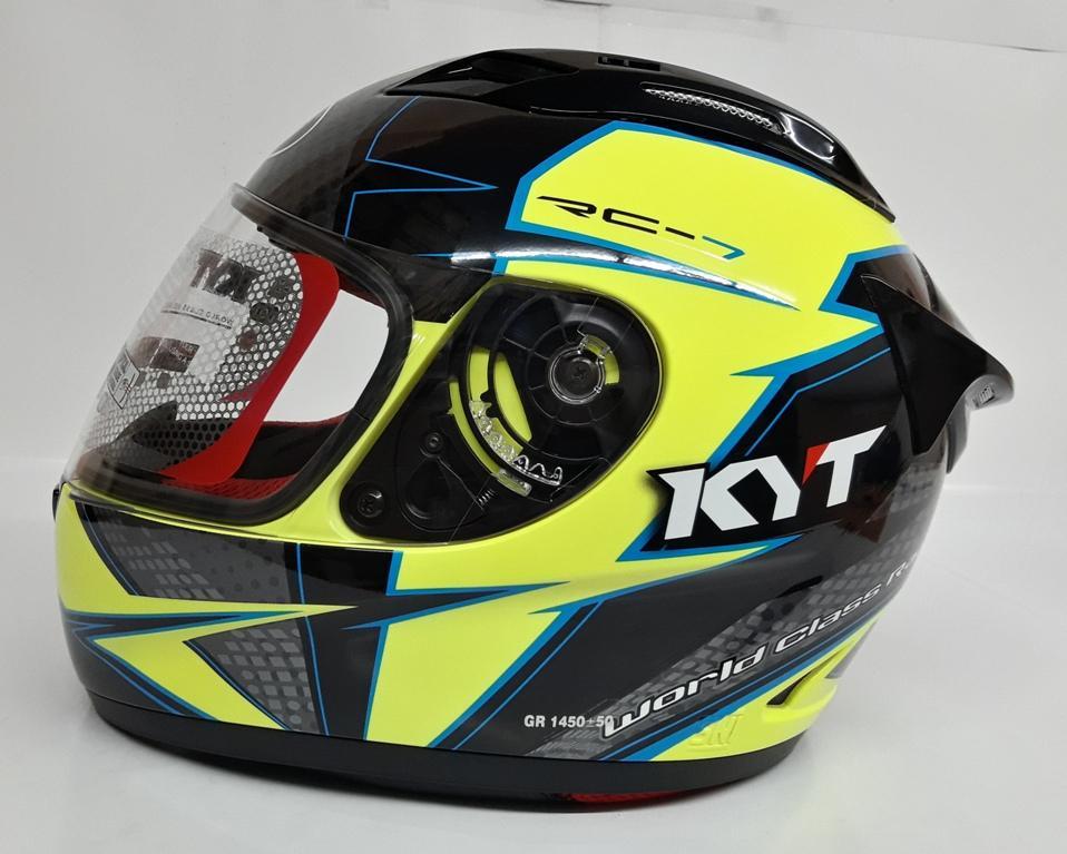 KYT RC Seven 16 Helm Full Face