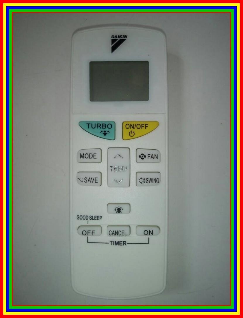 Daikin Turbo Remote Control Ac Putih Daftar Harga Terkini Dan Samsung Inverter 15 Pk Ar13jvfnawk Khusus