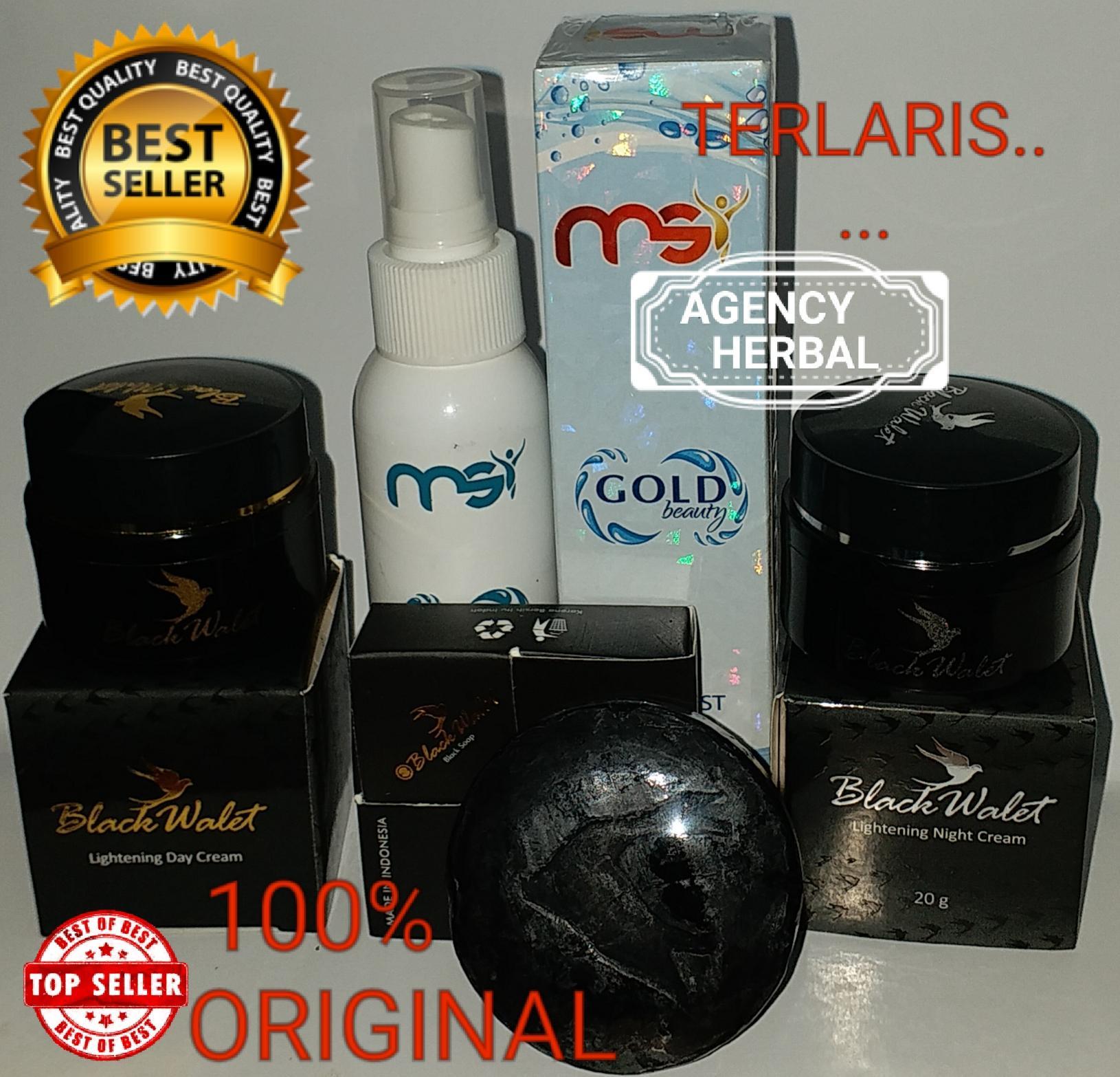 Kehebatan Paket Msi Face Mist Sabun Bamboo Charcoal Dan Harga Update Original Asli Cream Walet Day Night Ori