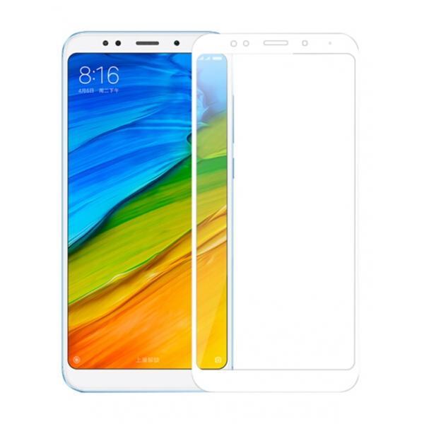 Xiaomi Redmi Note 5 / Xiaomi Redmi 5 Plus Screen Protector Tempered Glass / Anti Gores