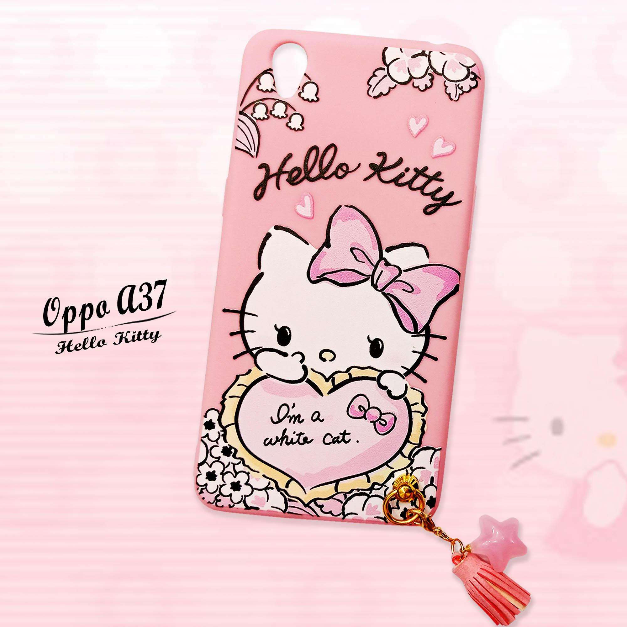 Marintri Case Oppo A37 New Hello Kitty Melody