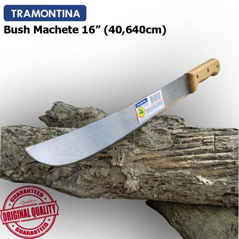 Tramontina Bush Machete 16 inch - Original Brazil