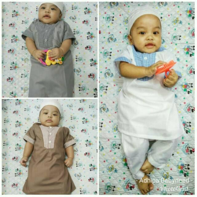 Kehebatan Baju Koko Bayi Setelan Koko Turki Anak Gamis Anak Bayi