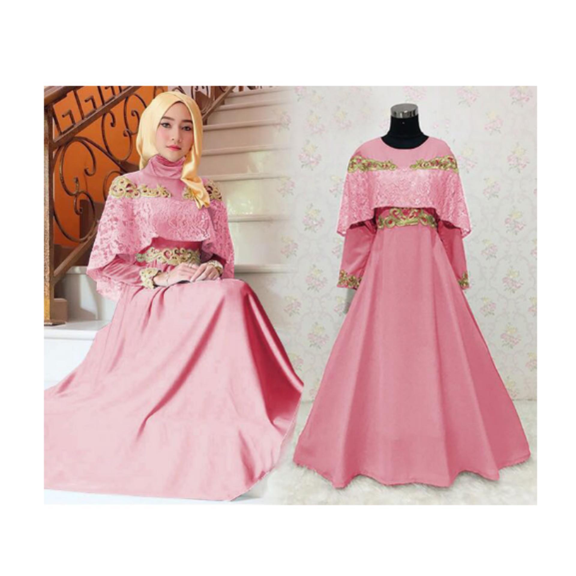 ... bajukoko l pakaian muslim. Source · fashion wanita tazkia syari dusty set baju muslim gamis dres pesta