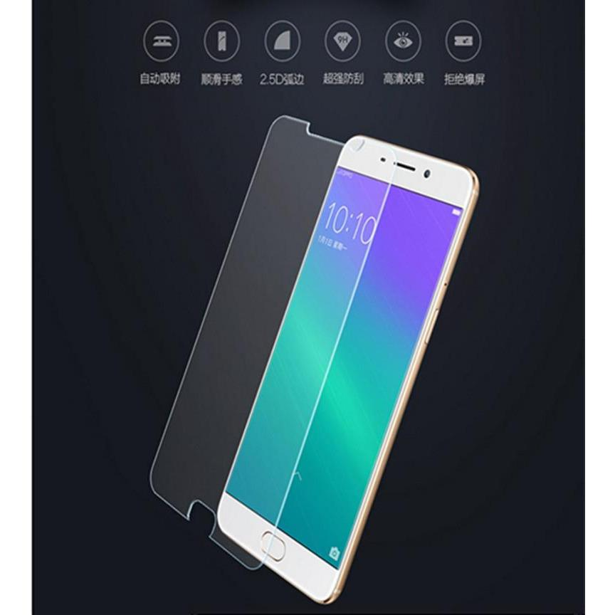 TEMPERED GLASS OPPO A59 SCREEN GUARD ANTIGORES KACA KARDUS & BUBBLE