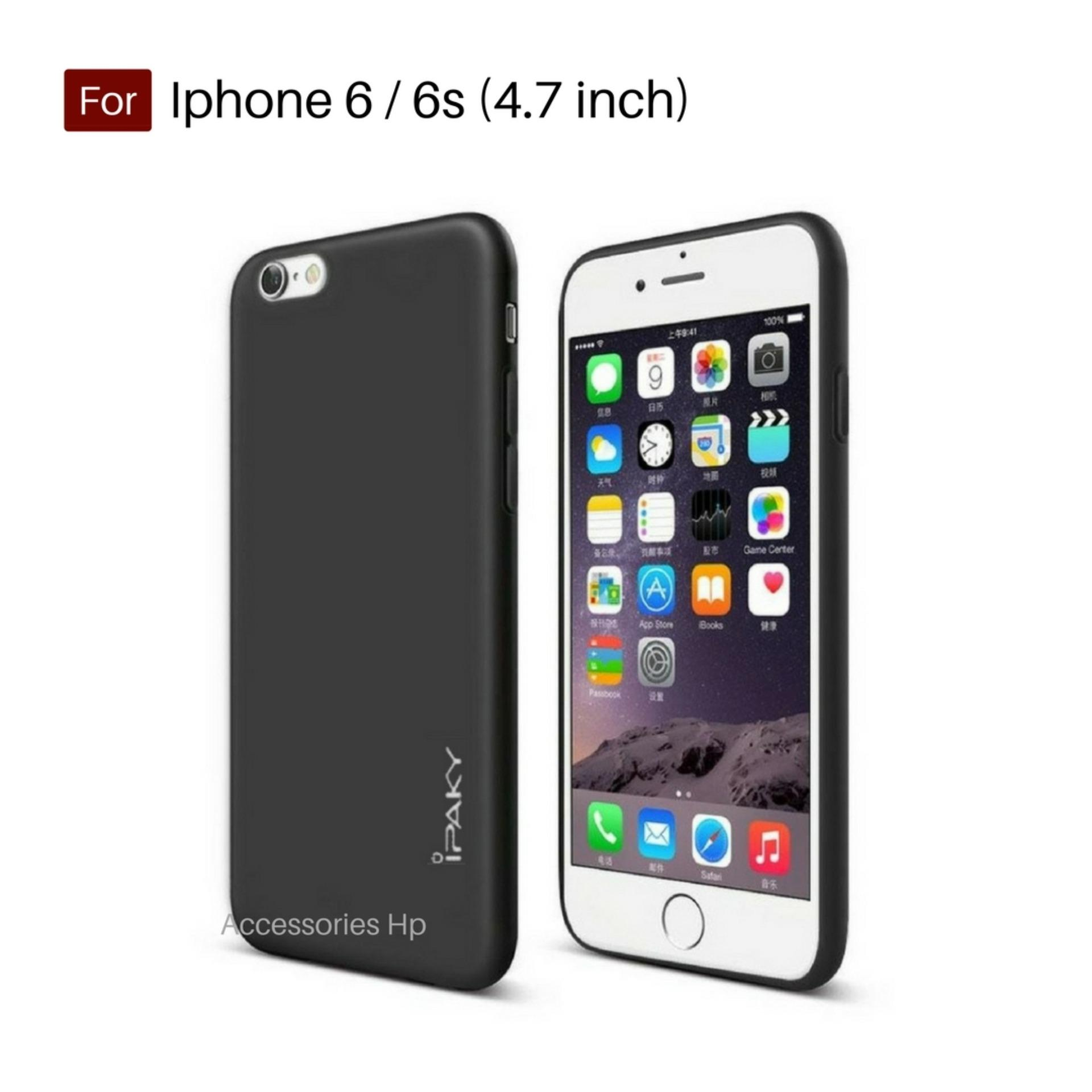 Accessories Hp iPaky Super Slim Matte Anti Fingerprint Hybrid Case For Iphone 6 / 6s (
