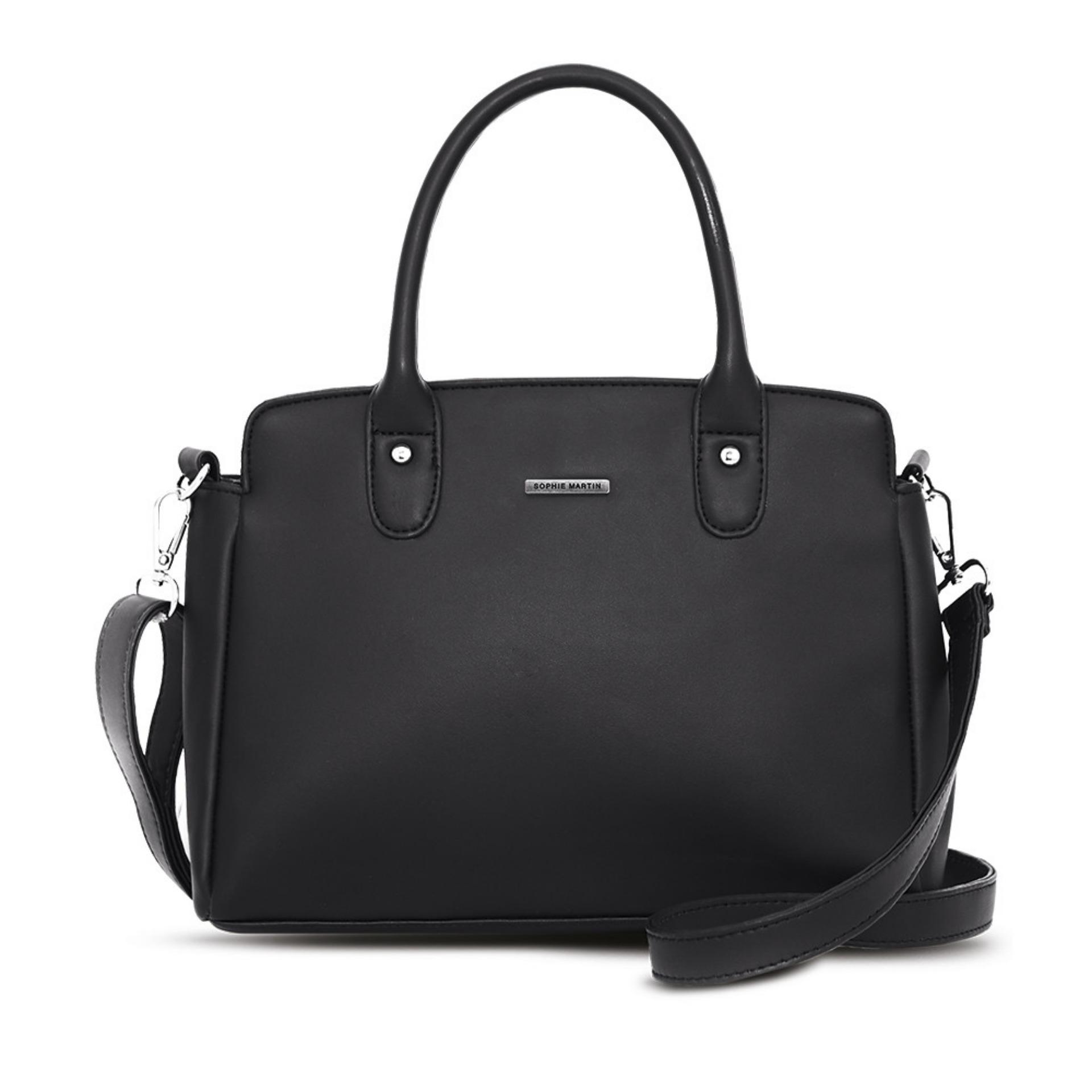 Sophie Paris Tas Selempang Wanita Import Branded Calydta Bag T4319B5 - Hitam d789369373