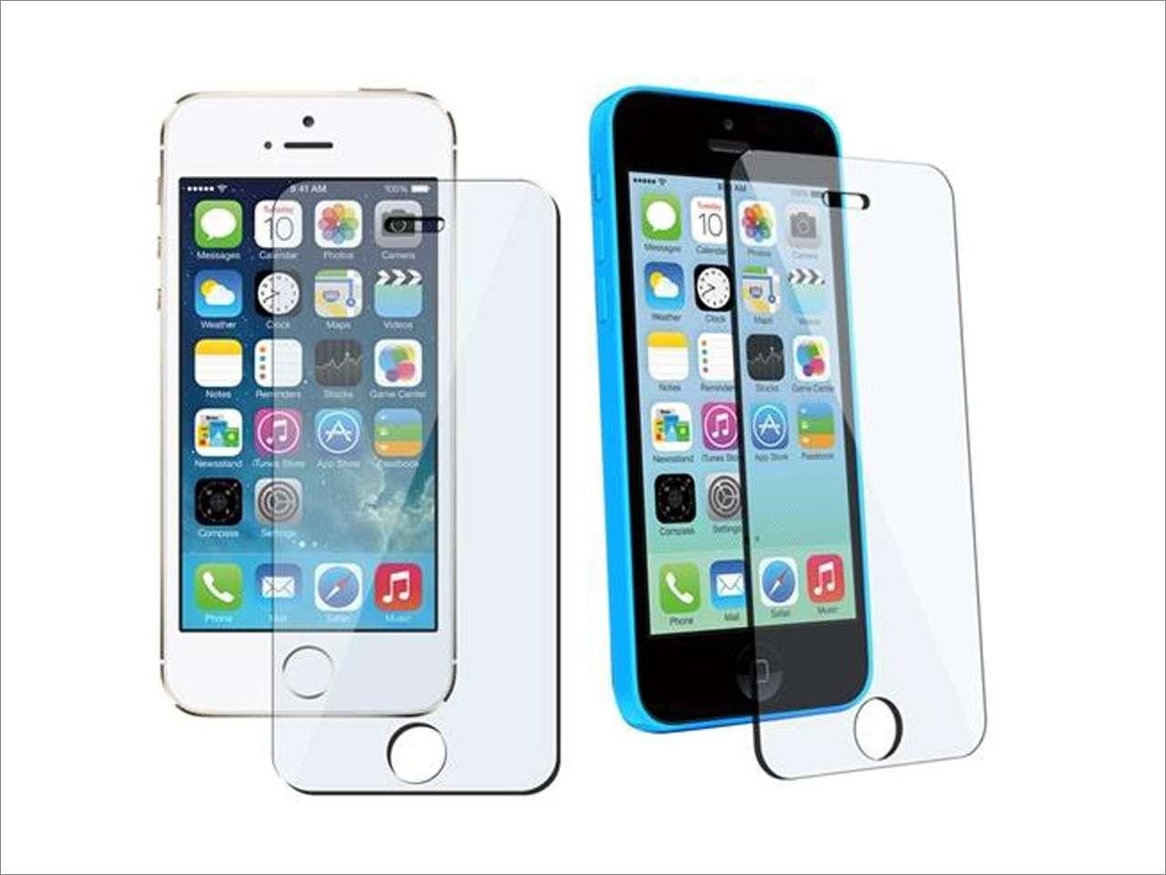 Winning Tempered Glass for iPhone 5/ Iphone5/ iPhone 5G/ Iphone 5S/ Iphone