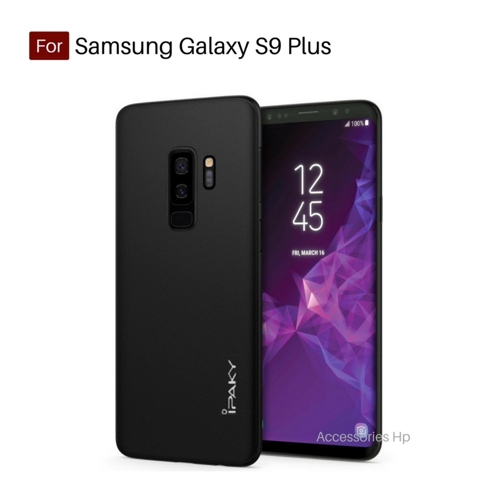 Accessories Hp iPaky Super Slim Matte Anti Fingerprint Hybrid Case For Samsung Galaxy S9 Plus -