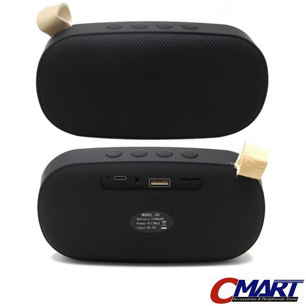 Speaker Aktif Bluetooth Portable Charge Mini Speker G5 - GRC-SP-G2