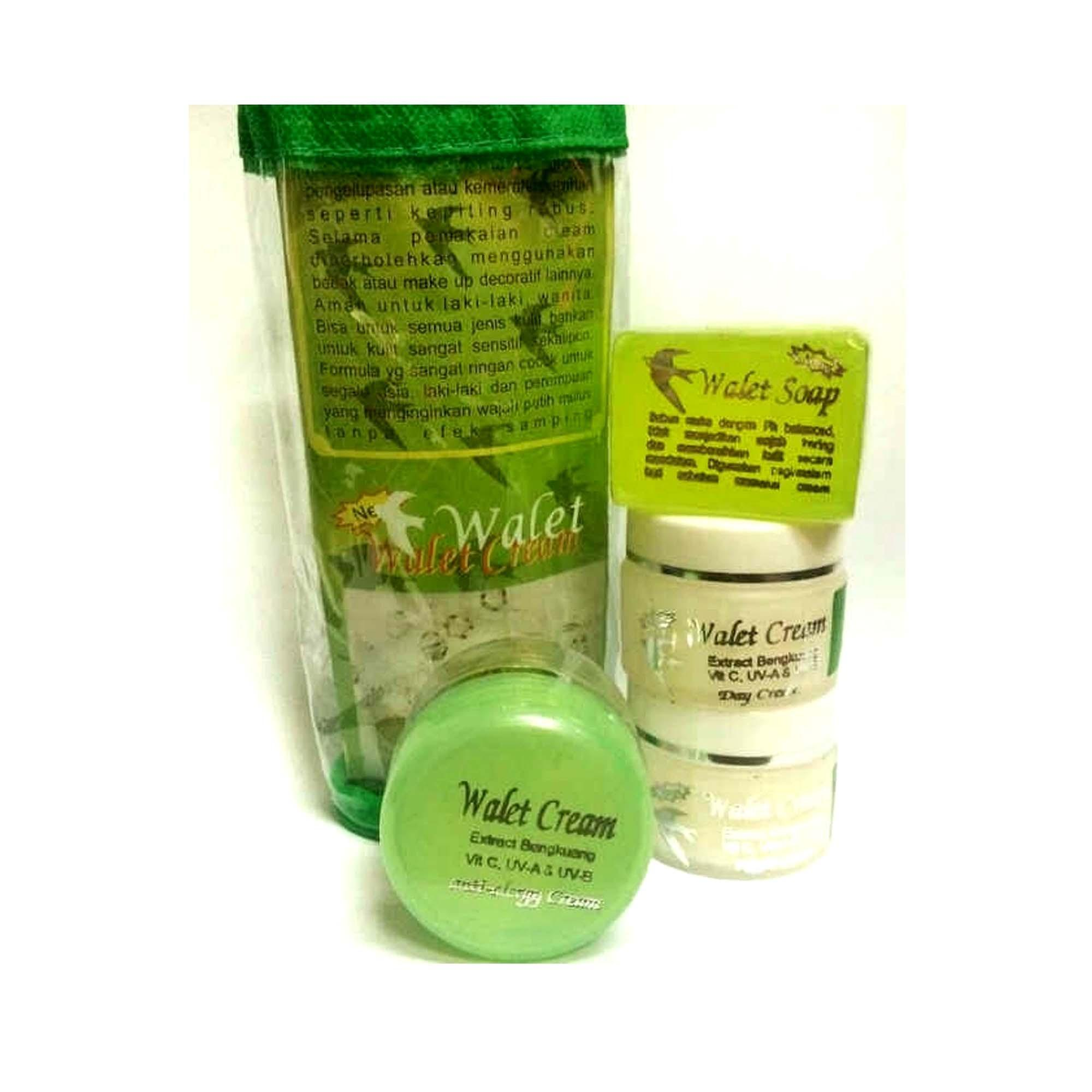 Paket Cream Walet Super Bengkuang Original
