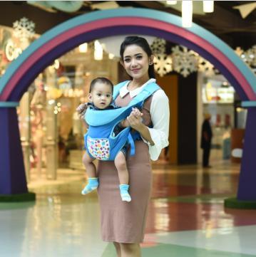 WarungSiBoss Snobby TPG 2244 Gendongan Bayi / Gendongan Anak / Gendongan Baby Depan / Gendongan Bayi