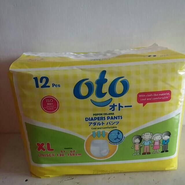 Drp Special Type M 10 Drp Adult Diaper Popok Dewasa Popok Orang Tua Popok Orang Sakit