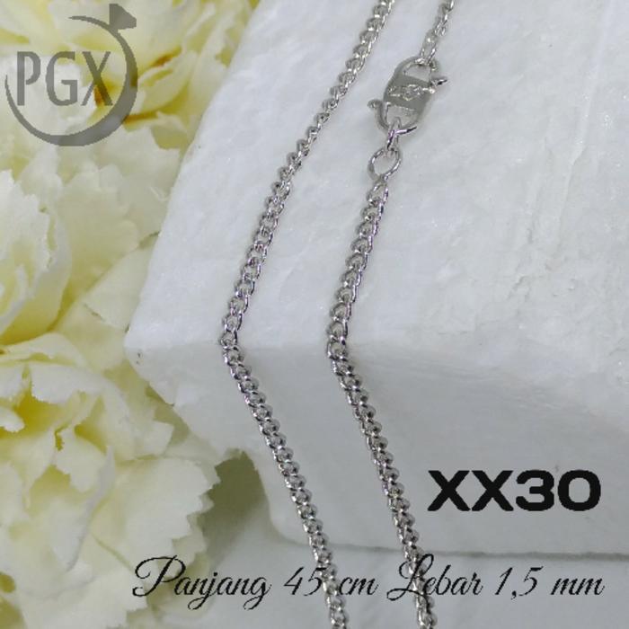 XX30 Kalung 45 cm Xuping - Perhiasan Lapis Emas 18K