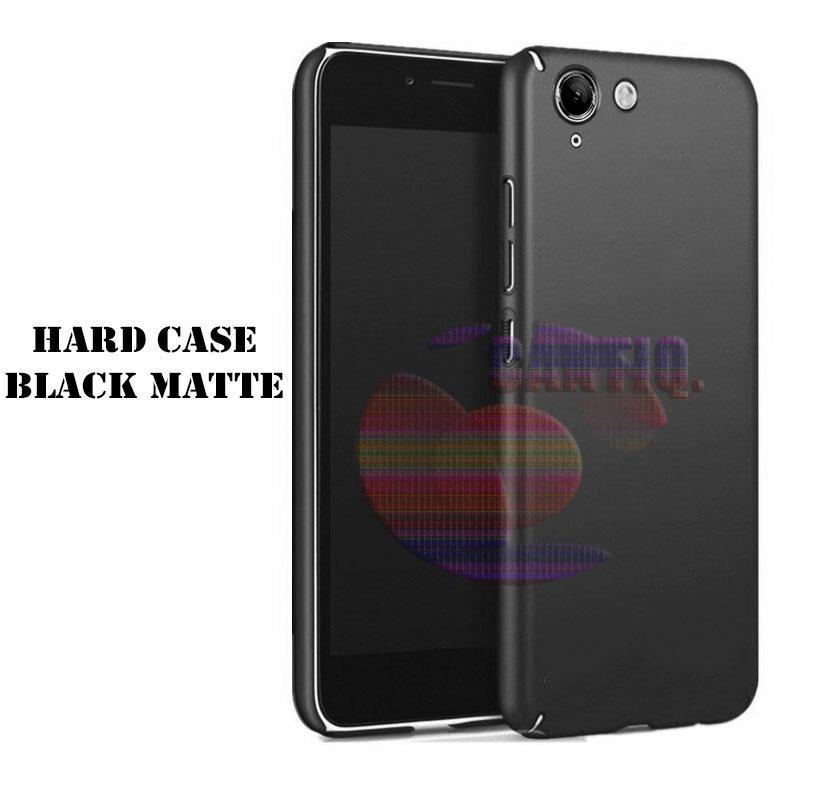 ... Cover Source · Case Oppo F1S A59 Hard Slim Black Mate Anti Fingerprint Hybrid Case Baby Skin Oppo A59