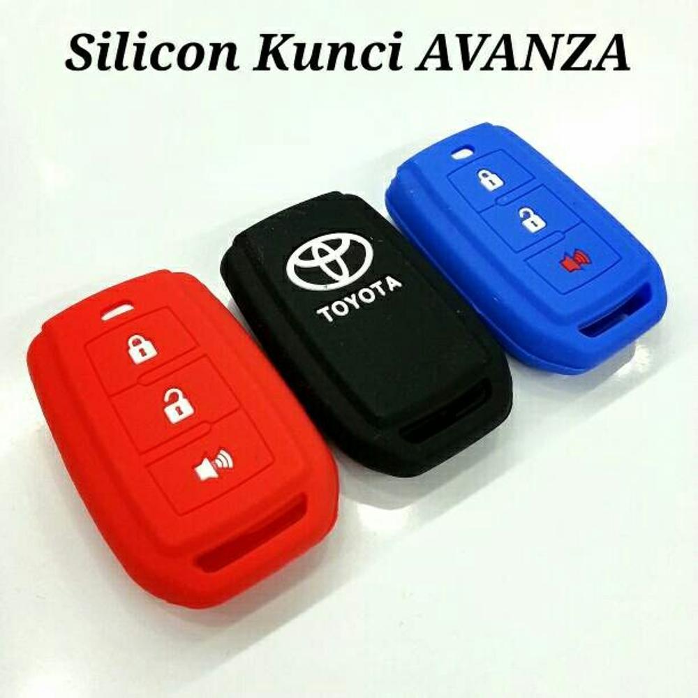 Casing Silicon / Silikon Kunci Remote All New Avanza