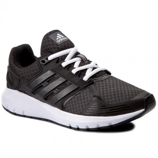 Adidas sepatu running Duramo 8 W - BA8086 - hitam