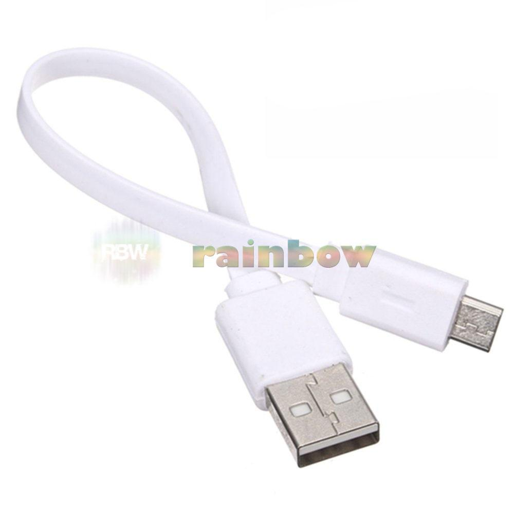 Rainbow Kabel Data Samsung Micro USB Fast Charging Cable Data dan Fast Charging Micro USB Original