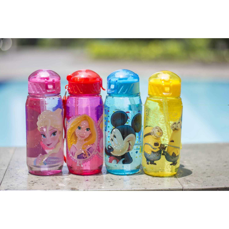 Kehebatan Baru Lock N Sports Handy Bottle Set 2 Botol Minum Isi Abf641 Hbb 380ml Air Strap 350ml