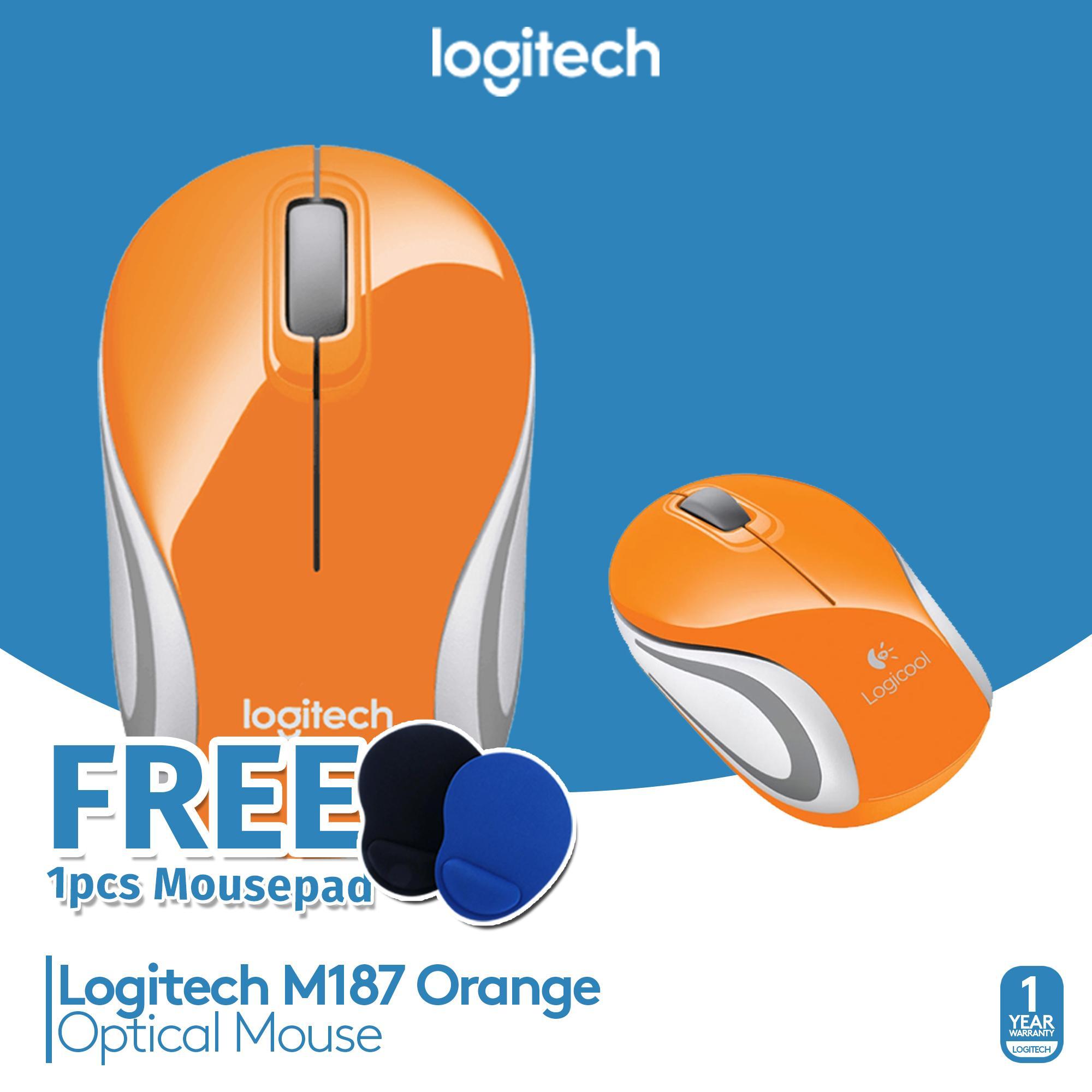 Jual Mouse Wireless Azzor Eagle Recharge Discount Logitech M187original M187 Mini Mousepad