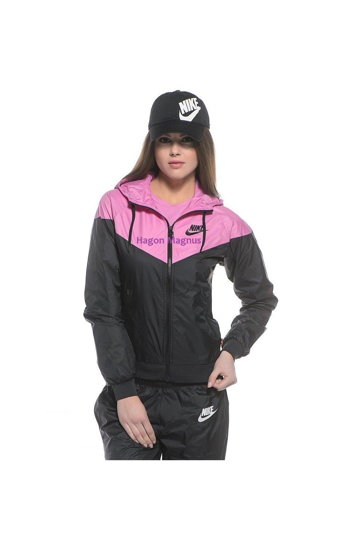 Kehebatan Jaket Parasut Nike Windrunner Windbreaker Bisa Waterproof Hitam Wanita Jacket Olahraga Sport Running Lari Cw Jogging Joging Jeket Parasit