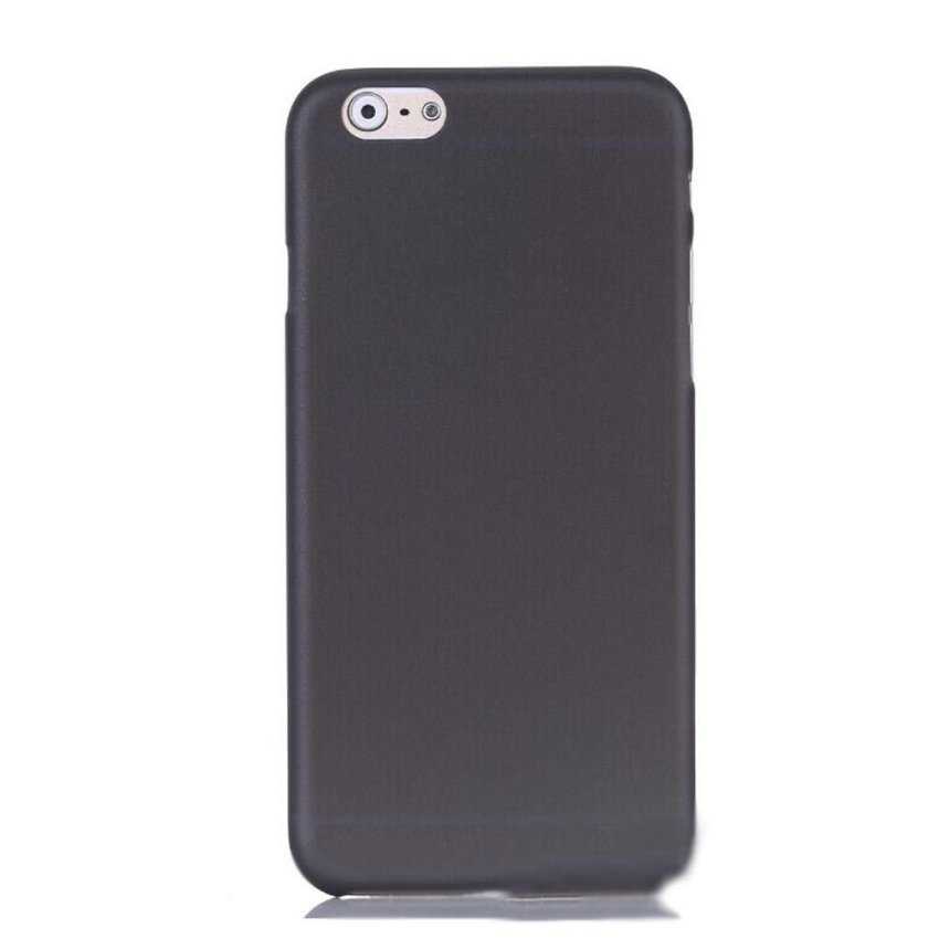 0.29mm Ultra Thin Clear Matte Hard Case Cover for iPhone 5 5G 5S Black (Intl)