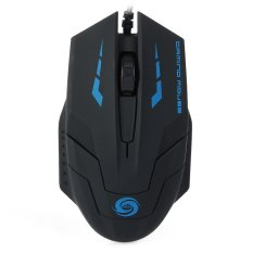 1.5m Cable 3D USB Wired Optical Gaming Mouse With 3000DPI For Desktop Laptop - Intl