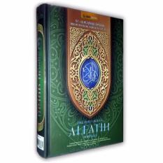 Al-Fatih Al Quran Terjemah Per-kata, Per-Ayat Tajwid Kode - Portable