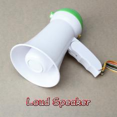 Alat Pengeras Suara Mikrofon Banteng Klakson Penguat Pengeras Suara Musik Keras Pegangan Tangan Sebuah Hadiah