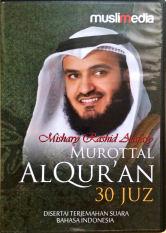 Alfa Records - Murottal Al qur'an 30 Juzz - Mishary Rashid Alafasy