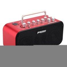 Bumbu TM-10 Watt Amplifier Gitar Listrik Penguat Pengeras Suara Pembicara Imbo Penala Tekan Fungsi Volume Nada Mengendalikan Efek