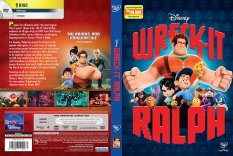 Disney DVD : Wreck It Ralph