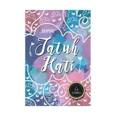 Jatuh Hati By Rahmaa Buku Novel