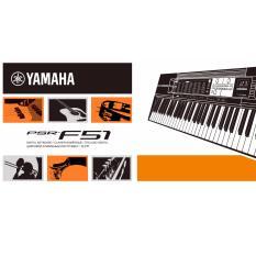 Keyboard Yamaha PSR F51 / PSR-F51