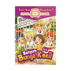 KKPK CLASS NOMIK #12: SENYUM BUNGA KECIL - BUKU ANAK ISLAM