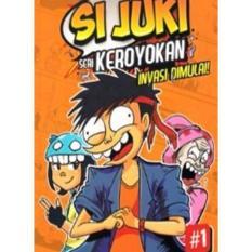 Komik Si Juki Seri Keroyokan #1 Bukune