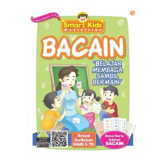 Magenta Group BACAIN : Belajar Membaca Sambil Bermain Genta Group