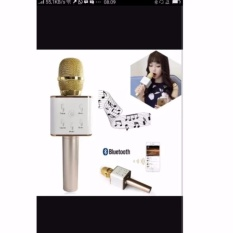 MAGIC KARAOKE MICROPHONE Q7 TUXUN Terbaru