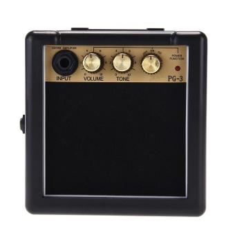 Media, Music Books Guitar Bass Accessories Portable Mini Electric Guitar Amplifier Speaker Speakers Amp 3W