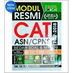 Modul Resmi Cat Asn/Cpns 2017 - 2018