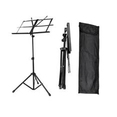 Music Stand Book / Stand Buku / Stand Partiteur Lipat - Black