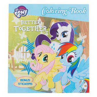 My Little Pony Coloring Book S (Better Together)