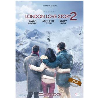 Novel London Love Story 2 - Tisa TS. Stanley - Loveable