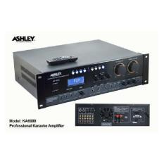 Power Ampli Fier Ashley KA 6000 Professional USB / SD