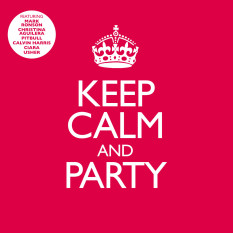 Sony Music Entertainment Indonesia Various:Keep Calm & Party - 2 CD