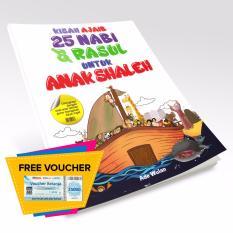 Suka Buku - Kisah Ajaib 25 Nabi dan Rasul untuk Anak Shaleh