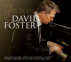 Universal Music Indonesia David Foster - The Many Sides Of David Foster