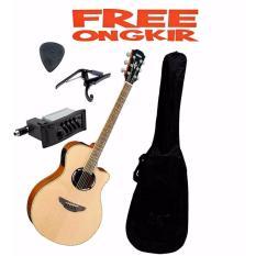 Yamaha Gitar APX500i Paket - Yamaha Gitar, Gitar Apx500i, Yamaha Akustik - Cokelat
